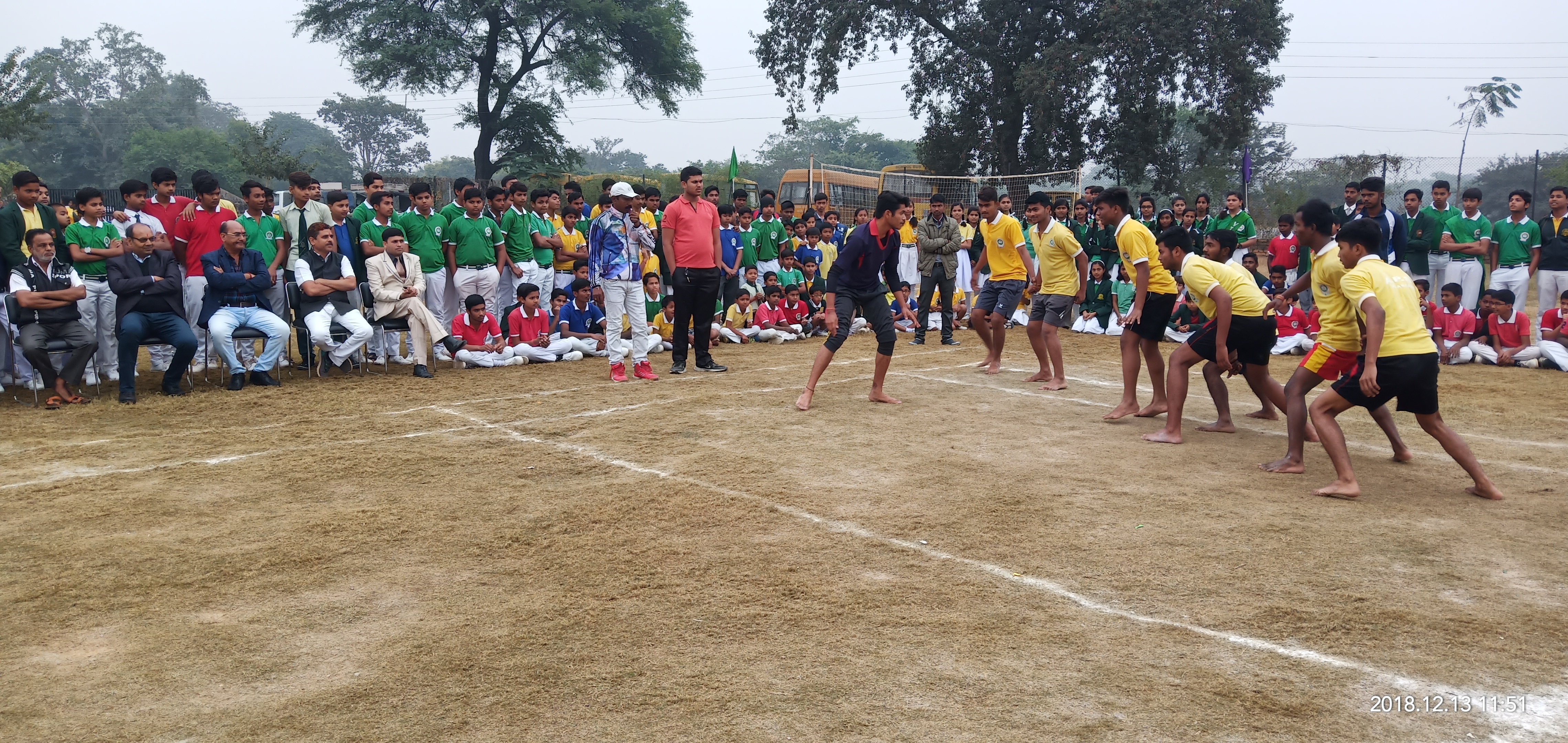 Sports ay Ashoka Public School